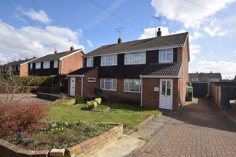 3 Bedrooms Semi Detached House for sale in Coleridge Road, Maldon