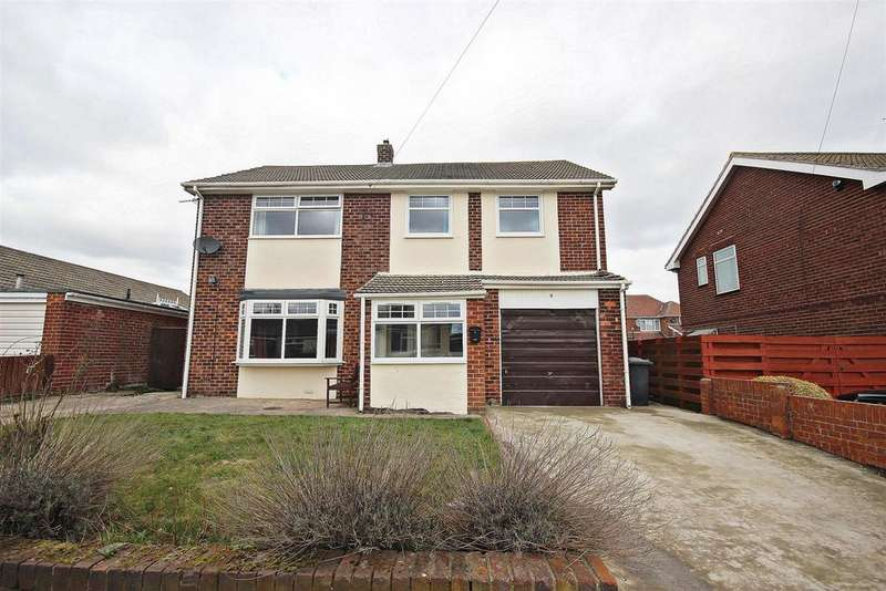 4 Bedrooms Detached House for rent in Heathmeads, Pelton, Chester Le Street