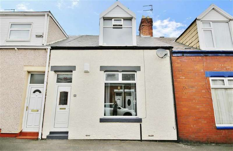 2 Bedrooms Cottage House for sale in Nora Street, High Barnes, Sunderland, SR4