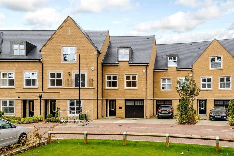 4 Bedrooms Terraced House for sale in Wick Road, Englefield Green, Ascot, Surrey, TW20