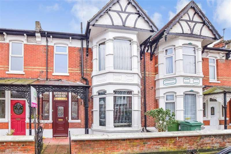 3 Bedrooms Terraced House for sale in Mayfield Road, North End, Portsmouth, Hampshire