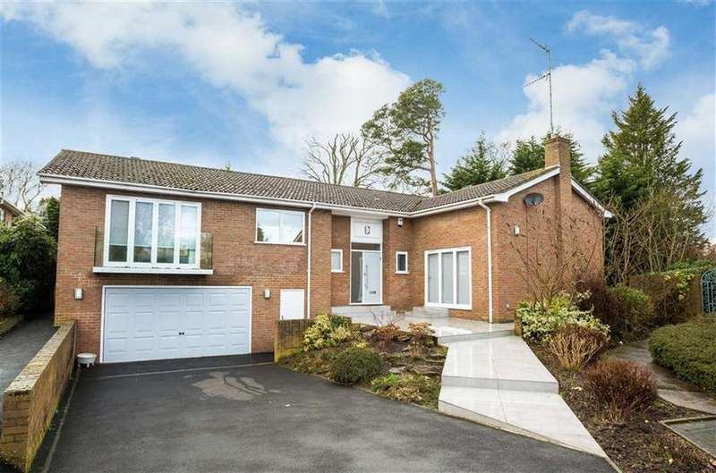 3 Bedrooms Detached House for sale in Maryrose Way, Oakleigh Park, London