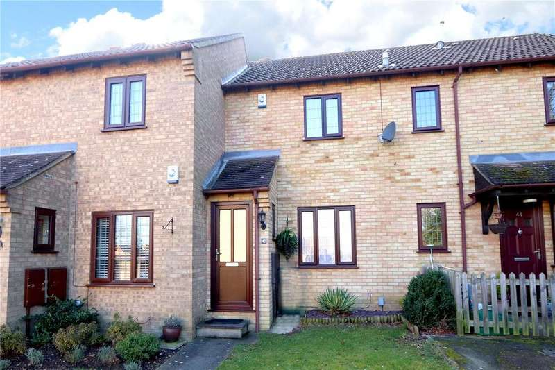2 Bedrooms House for sale in Creasy Close, Abbots Langley, Hertfordshire, WD5