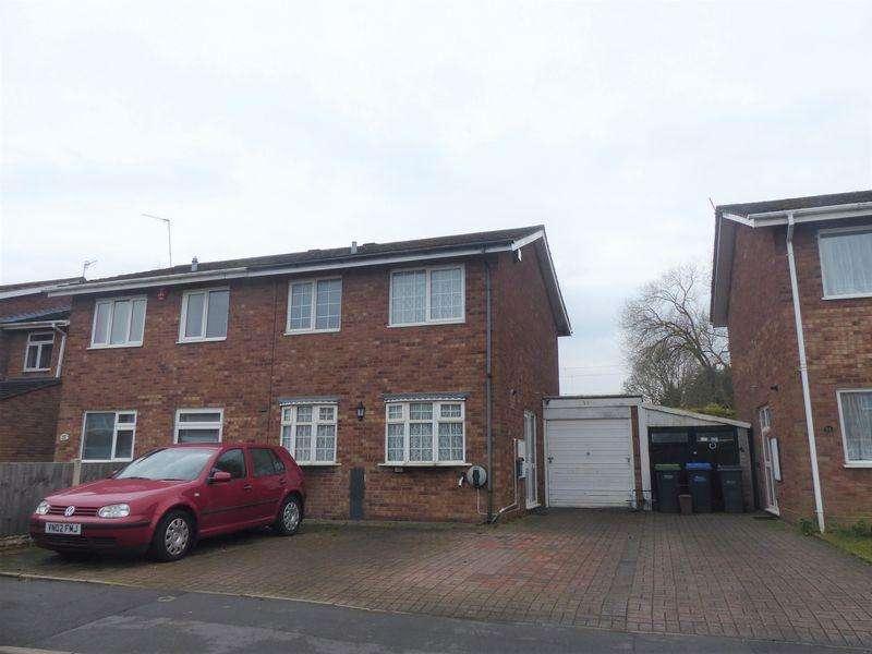3 Bedrooms Semi Detached House for sale in Walcot Drive, Birmingham