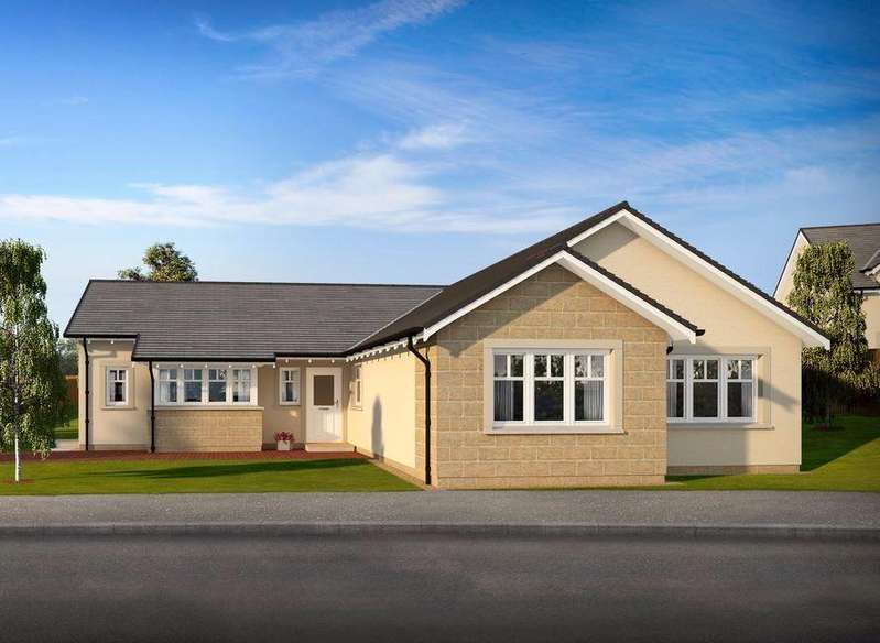 4 Bedrooms Bungalow for sale in Plot 14, Marlefield Grove, Tibbermore