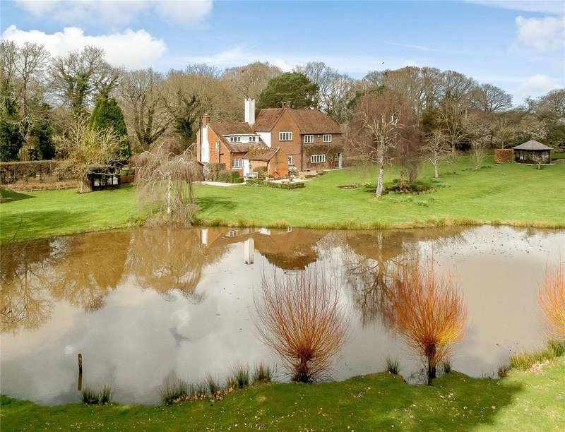4 Bedrooms Detached House for sale in Sheepcote Lane, Chalvington, East Sussex