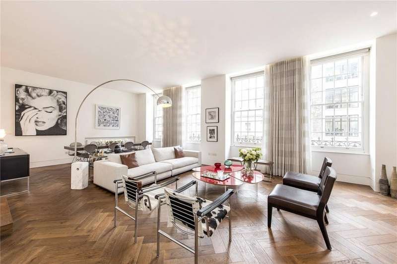 2 Bedrooms Maisonette Flat for sale in New Cavendish Street, Marylebone, London, W1W