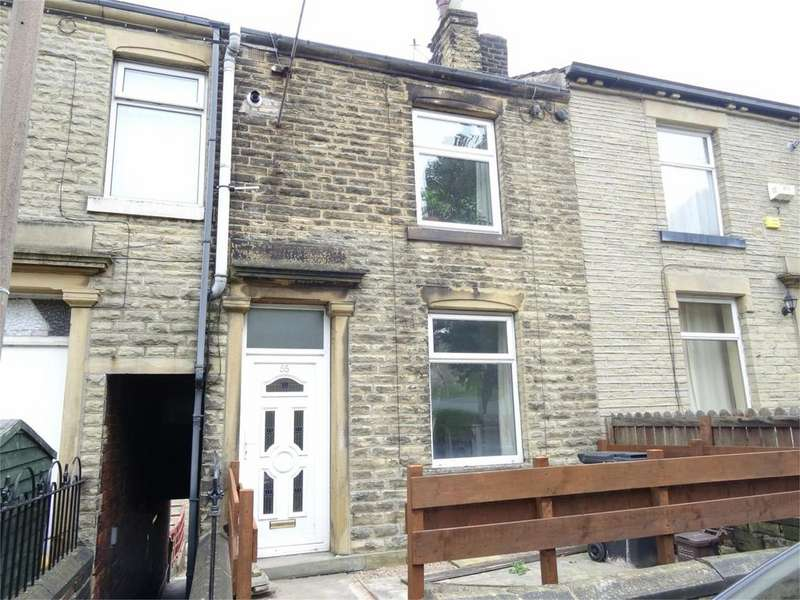 1 Bedroom Terraced House for sale in Thornhill Road, Brighouse, West Yorkshire, HD6