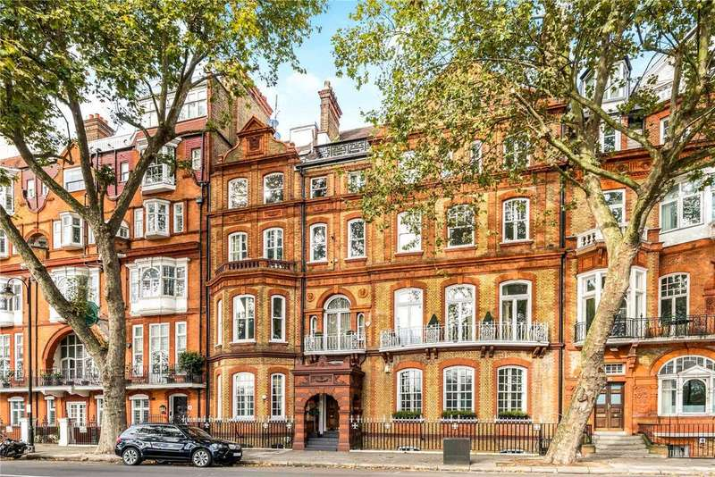 2 Bedrooms Flat for sale in Chelsea Embankment, Chelsea, London, SW3