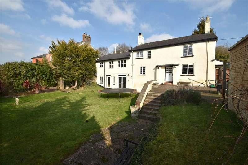 5 Bedrooms Semi Detached House for sale in High Street, Halberton, Tiverton, Devon, EX16