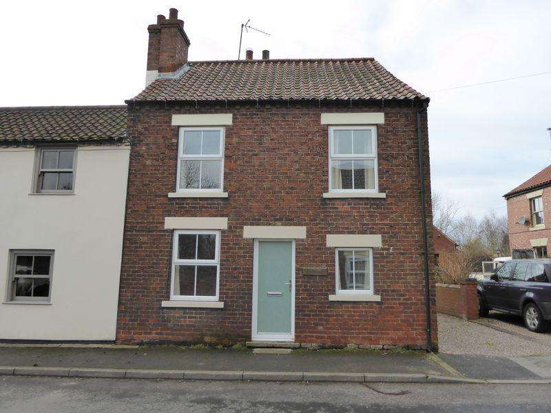 2 Bedrooms Cottage House for rent in Town Street, Clayworth, Retford