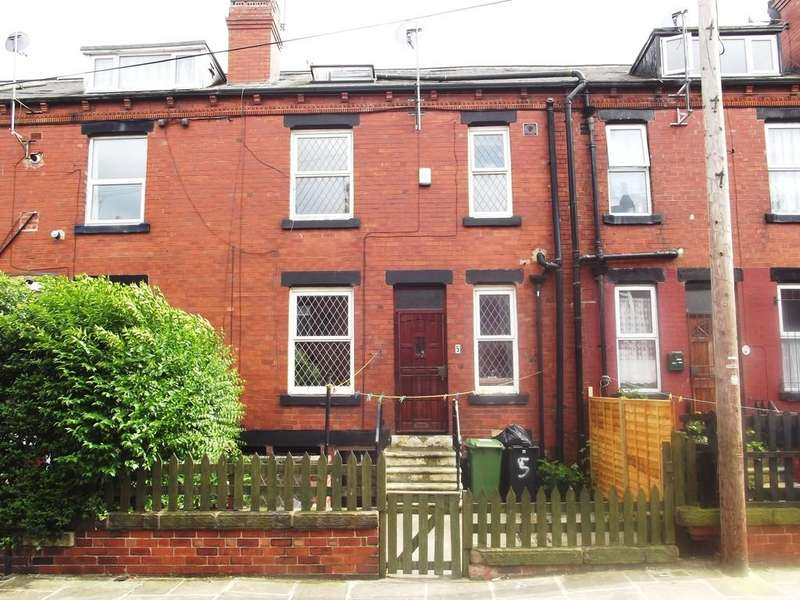 2 Bedrooms Terraced House for sale in Harlech Avenue, Beeston, LS11 7DT