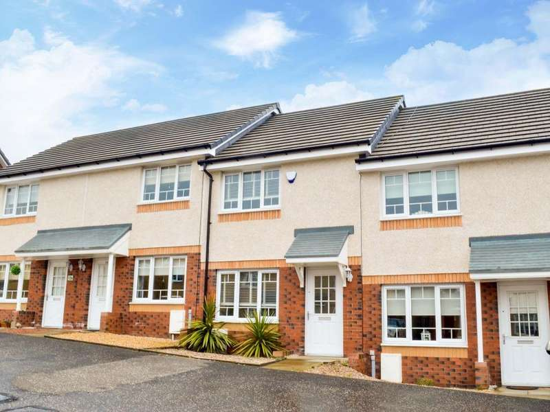 2 Bedrooms Terraced House for rent in Wilkie Drive, Holytown, North Lanarkshire, ML1 4YW