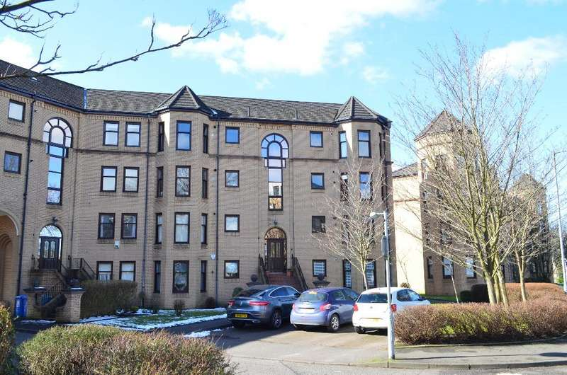 2 Bedrooms Flat for sale in Hughenden Lane, Hyndland, Glasgow, G12 9XU