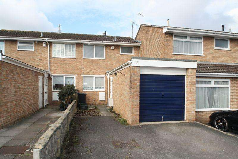 3 Bedrooms Terraced House for sale in Paddock Garden, Whitchurch, Bristol, BS14