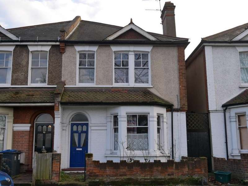 4 Bedrooms Semi Detached House for sale in Fairfield South, Kingston Upon Thames KT1 2UW