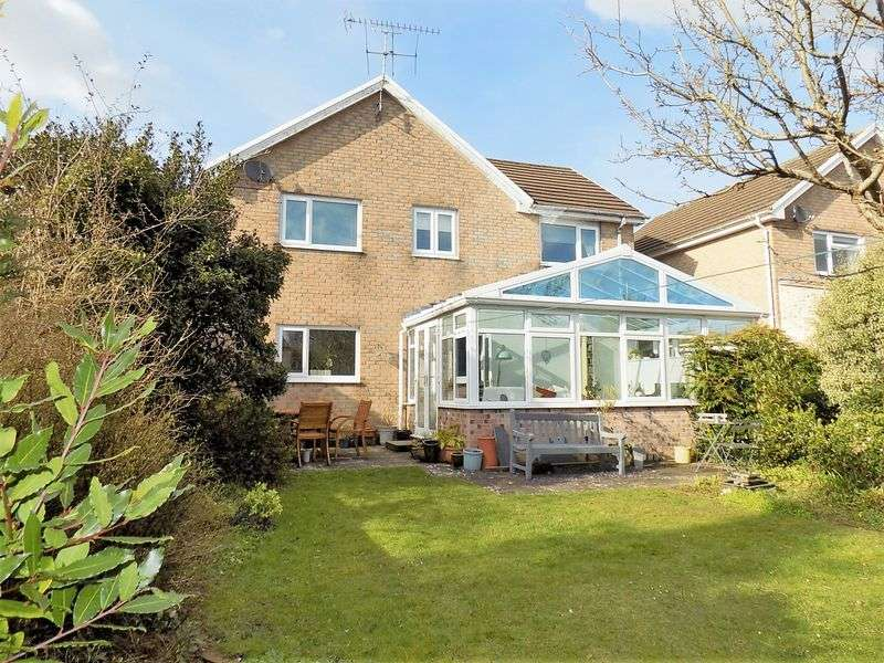 4 Bedrooms Property for sale in Lime Close, Dorchester, DT1
