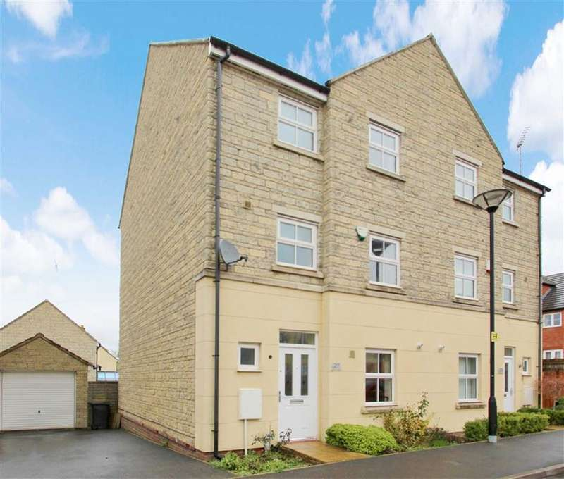 4 Bedrooms Semi Detached House for rent in Dyson Road, Haydon End