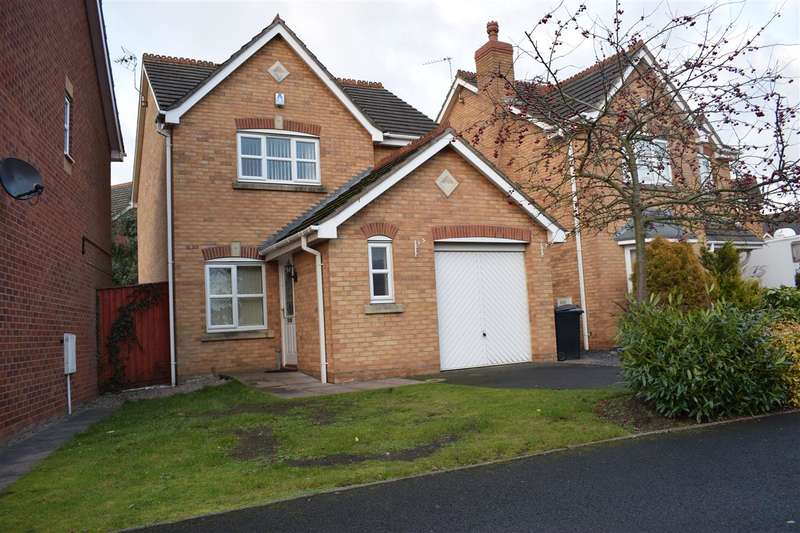 3 Bedrooms Detached House for sale in Goldencross Way, Brierley Hill