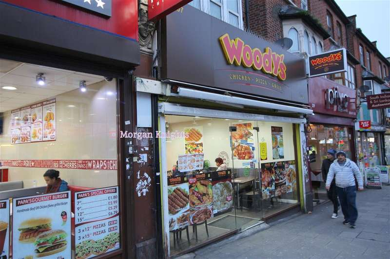 Commercial Property for sale in High Street North, East Ham