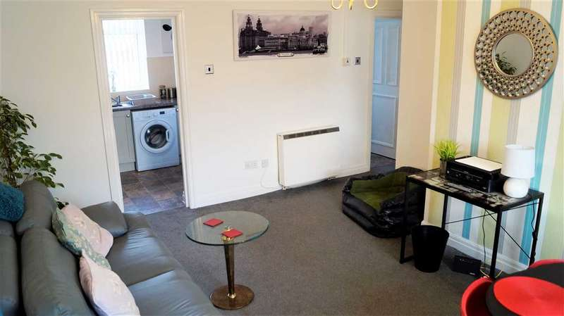 2 Bedrooms Serviced Apartments Flat for rent in Kingfisher House, Wavertree