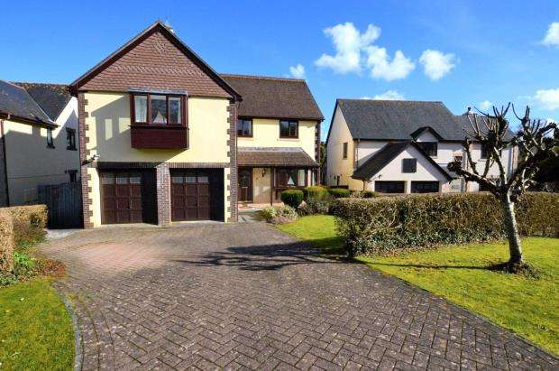 4 Bedrooms Detached House for sale in Staple Orchard, Dartington, Totnes