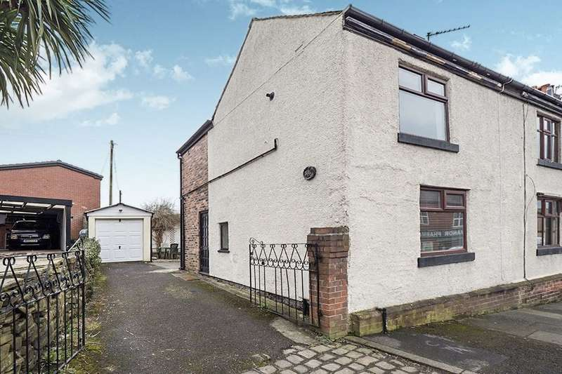 1 Bedroom Property for sale in Stockport Road, Hyde, SK14