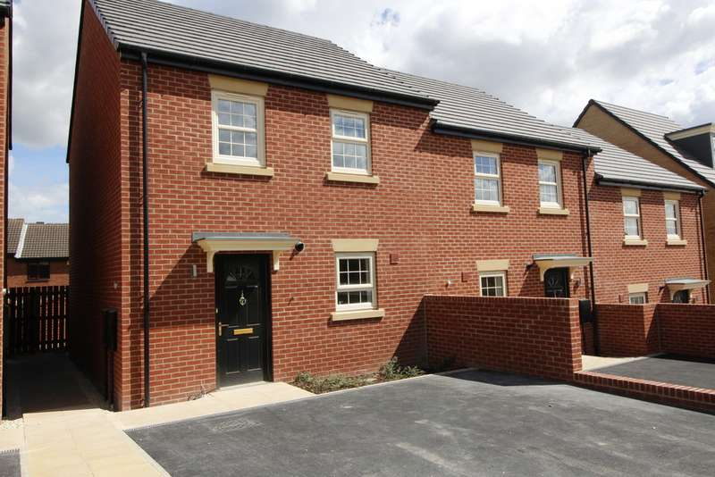 3 Bedrooms Property for rent in Stoborough Crescent, Featherstone WF7