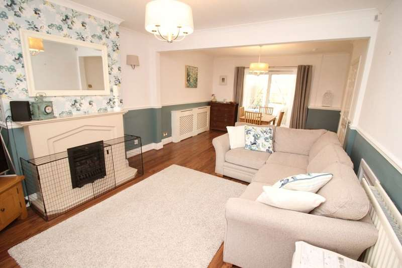 3 Bedrooms Semi Detached House for sale in Langley Road, Walker, Newcastle Upon Tyne, NE6