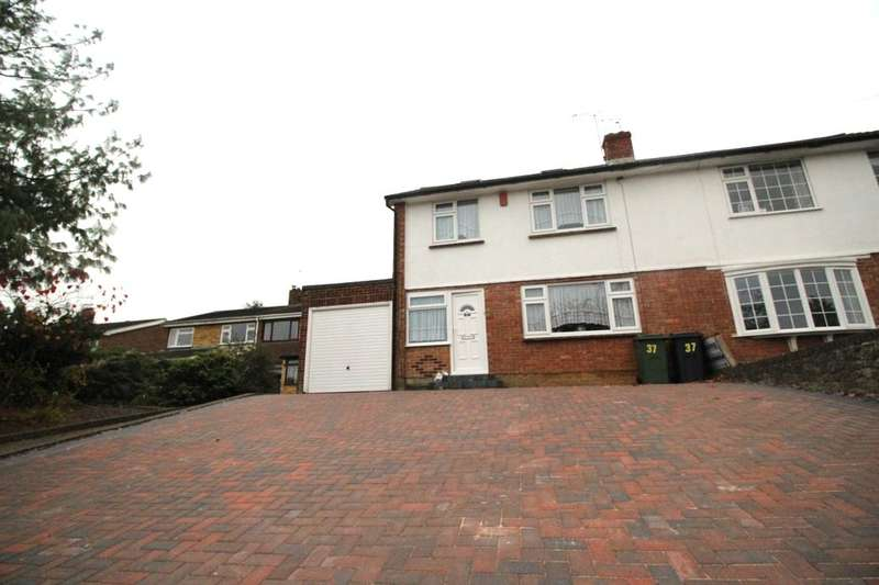 3 Bedrooms Semi Detached House for sale in Bell Meadow, Maidstone, ME15