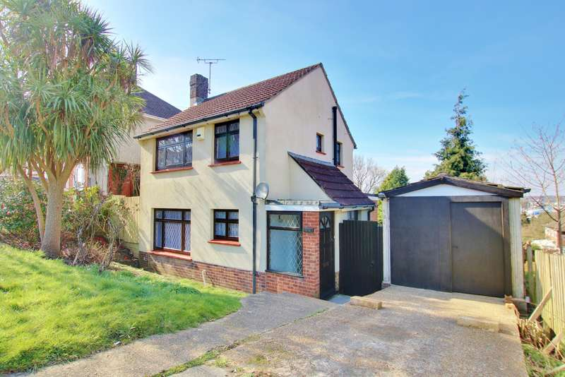 3 Bedrooms Detached House for sale in NO CHAIN! PARTIAL WATER VIEWS! POTENTIAL!