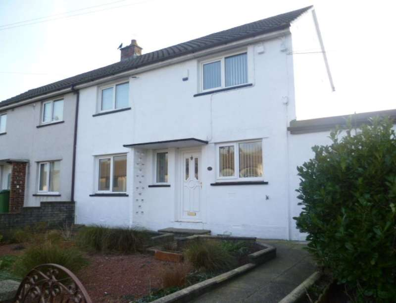 2 Bedrooms Semi Detached House for sale in Clifton Lodge, Great Clifton, Workington, CA14