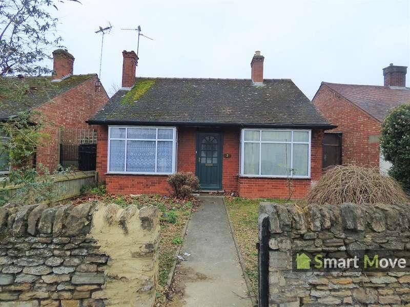 2 Bedrooms Bungalow for sale in Crawthorne Road, Peterborough, Cambridgeshire. PE1 4AD