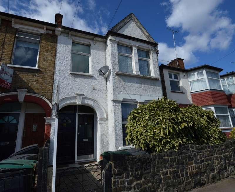 2 Bedrooms Ground Flat for sale in Stamford Road, Tottenham, London, N15 4PH