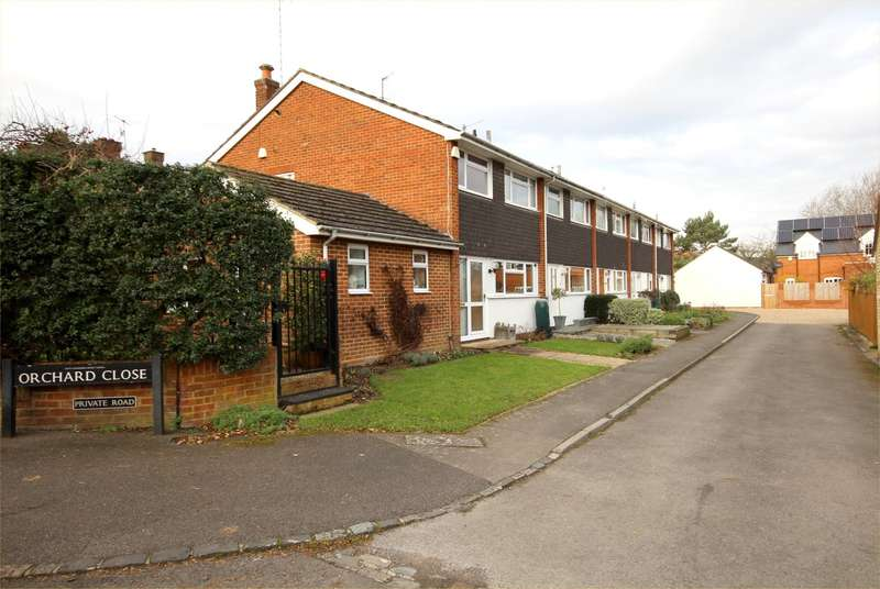 3 Bedrooms Terraced House for sale in Orchard Close, St Andrews Road, Henley-On-Thames, RG9