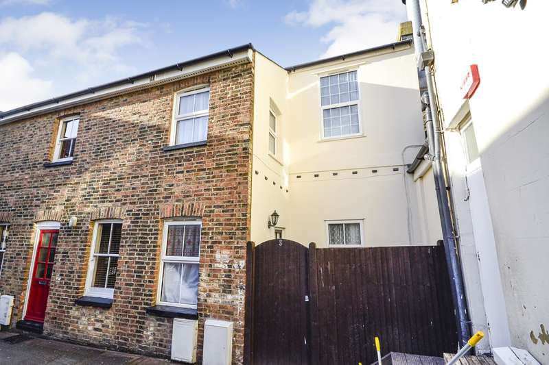 3 Bedrooms House for sale in Western Mews, Western Road, Bexhill-On-Sea, TN40