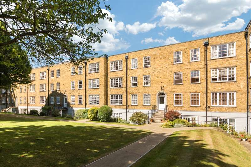 2 Bedrooms Flat for sale in John Spencer Square, Islington, London, N1