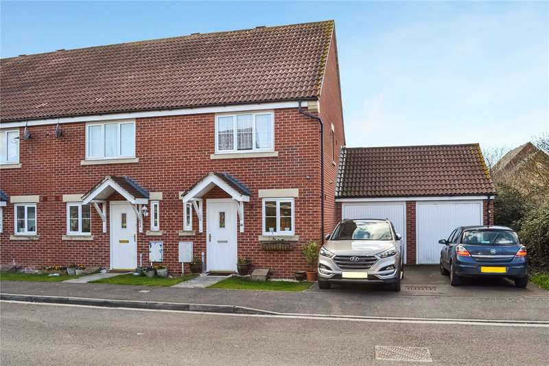 2 Bedrooms End Of Terrace House for sale in Countess Avenue, Bridgwater, Somerset, TA6