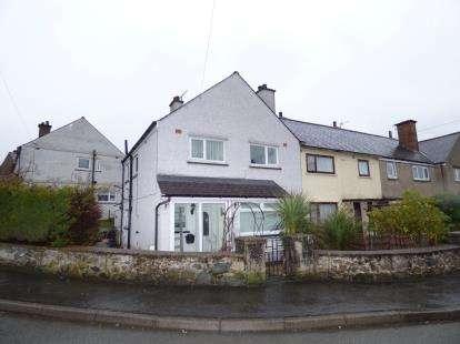 3 Bedrooms End Of Terrace House for sale in Glanogwen, Bethesda, Gwynedd, LL57