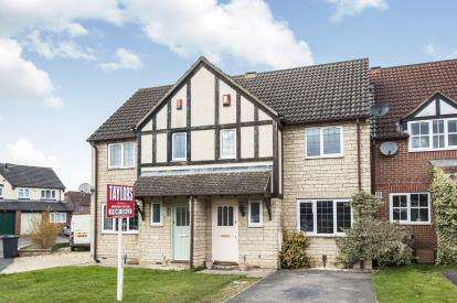 3 Bedrooms Terraced House for sale in Teal Close, Quedgeley, Gloucester, Gloucestershire