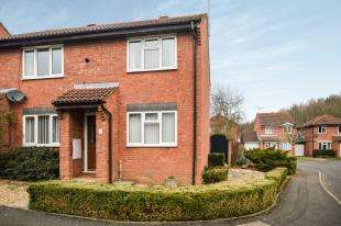 2 Bedrooms Semi Detached House for sale in Nelson Close, Willesborough, Ashford, Kent