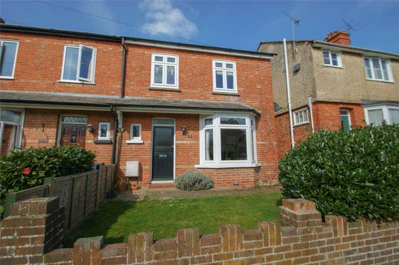 3 Bedrooms Semi Detached House for sale in Carey Road, Wokingham, Berkshire, RG40