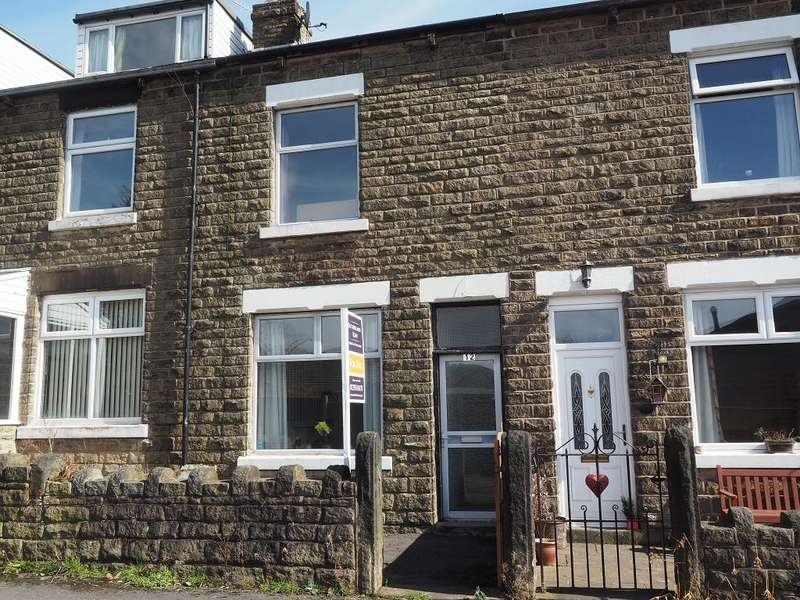 2 Bedrooms Terraced House for sale in Portland Grove, Chinley, High Peak, Derbyshire, SK23 6AD
