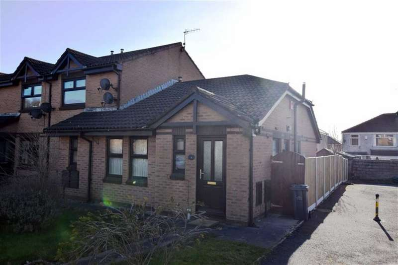 2 Bedrooms Semi Detached Bungalow for sale in Helmsley Drive, Barrow In Furness, Cumbria