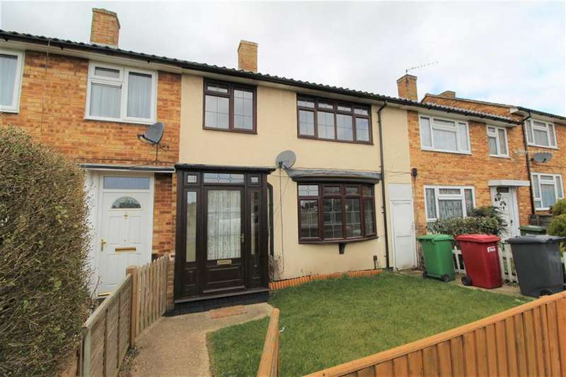 3 Bedrooms Terraced House for sale in Pemberton Road, Slough, Berkshire