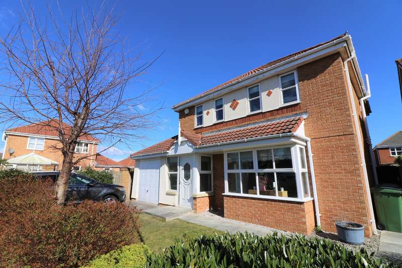 4 Bedrooms Detached House for sale in Goodwood Drive, Wirral, CH46 1PY