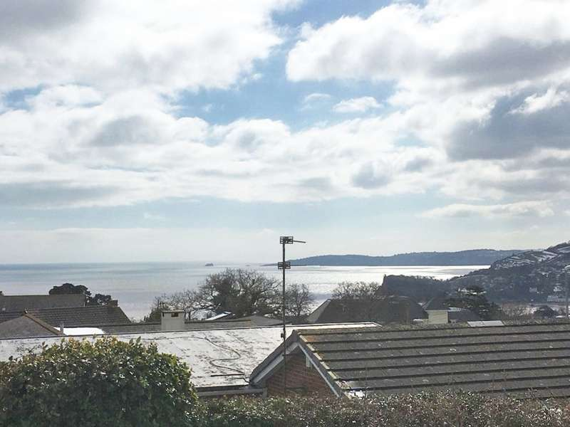 3 Bedrooms Detached Bungalow for sale in Ness View Road, Teignmouth