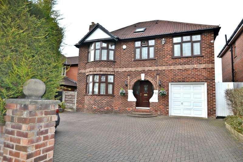 5 Bedrooms Detached House for sale in Gatley Road, Cheadle