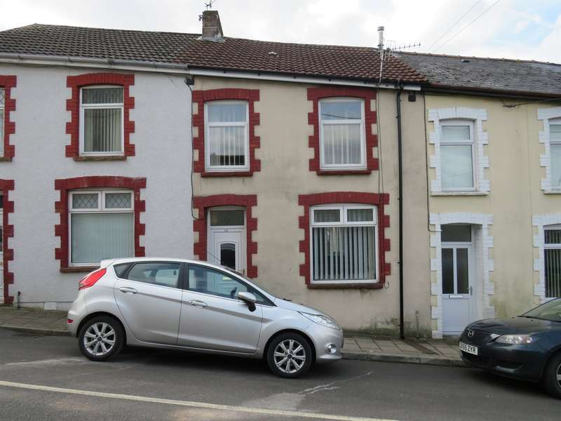 2 Bedrooms Terraced House for sale in West Avenue, Maesycwmmer, Hengoed