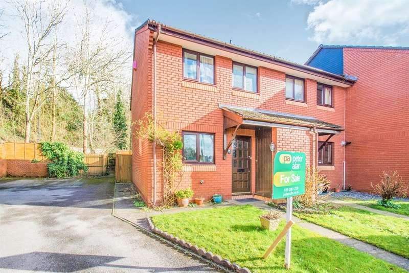 2 Bedrooms Semi Detached House for sale in Penydarren Drive, Cardiff
